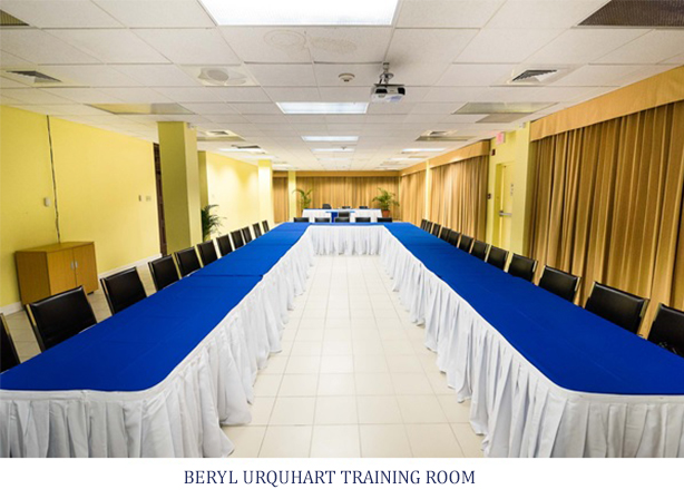 Training Conference Room - Front View
